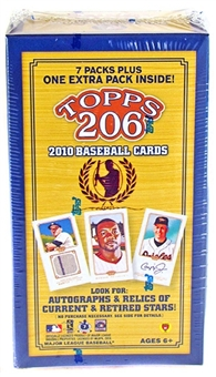 2010 Topps T-206 Baseball 8-Pack Box