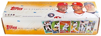 2010 Topps Factory Set Baseball (Box) - Strasburg RC!
