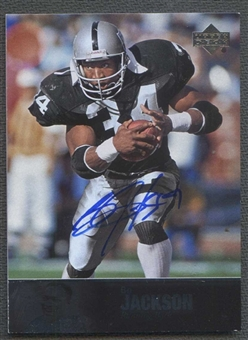 2008 Upper Deck Ultimate Collection 1997 Legends Autographs #193 Bo Jackson