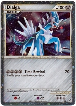 Pokemon Call of Legends Single Dialga SL2