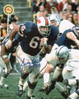 Billy Shaw Autographed Buffalo Bills 16x20 Football Photo Color