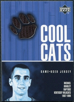2001/02 Upper Deck Cool Cats Jerseys #BRC Michael Bradley