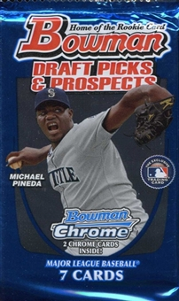 2011 Bowman Draft Picks & Prospects Baseball Retail Pack