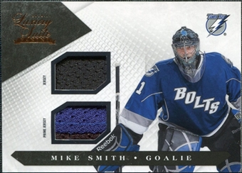 2010/11 Panini Luxury Suite Jerseys Prime #65 Mike Smith /150