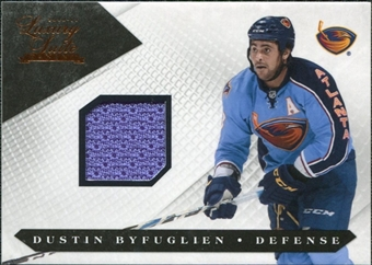 2010/11 Panini Luxury Suite #3 Dustin Byfuglien Jersey /599