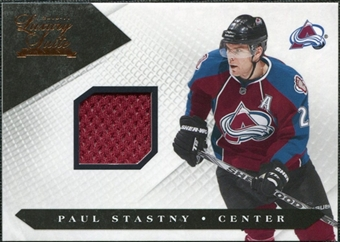 2010/11 Panini Luxury Suite #18 Paul Stastny Jersey /599