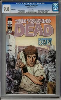 Walking Dead #100 Escape Edition CGC 9.8 (W) *1109060001*