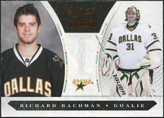 2010/11 Panini Luxury Suite #190 Richard Bachman /899