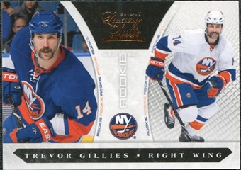 2010/11 Panini Luxury Suite #201 Trevor Gillies /899