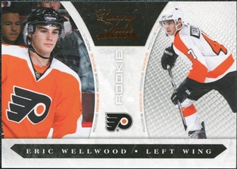 2010/11 Panini Luxury Suite #212 Eric Wellwood /899