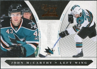 2010/11 Panini Luxury Suite #217 John McCarthy /899