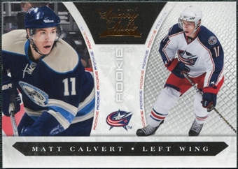 2010/11 Panini Luxury Suite #228 Matt Calvert /899
