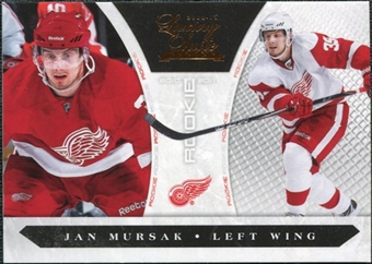 2010/11 Panini Luxury Suite #229 Jan Mursak /899