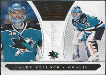2010/11 Panini Luxury Suite #248 Alex Stalock /899