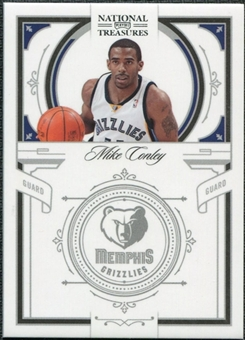 2009/10 Panini Playoff National Treasures #94 Mike Conley /99
