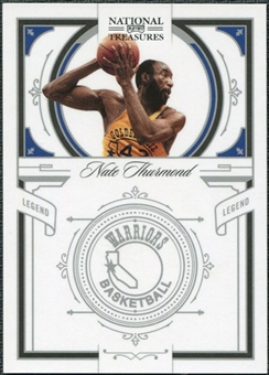 2009/10 Panini Playoff National Treasures #119 Nate Thurmond /99