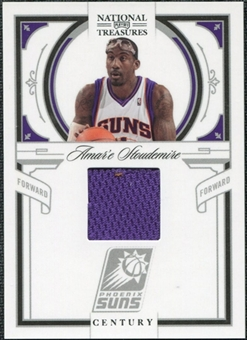 2009/10 Playoff National Treasures Century Materials #20 Amare Stoudemire /99