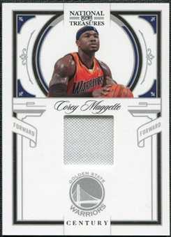 2009/10 Panini Playoff National Treasures Century Materials #26 Corey Maggette /99