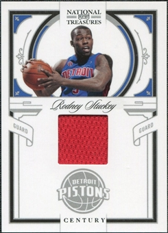 2009/10 Playoff National Treasures Century Materials #29 Rodney Stuckey /99