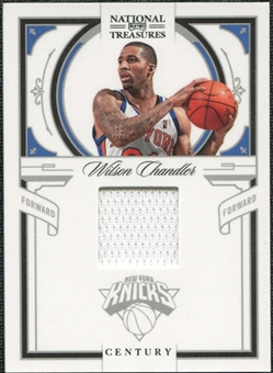 2009/10 Playoff National Treasures Century Materials #100 Wilson Chandler /99