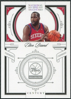 2009/10 Playoff National Treasures Century Silver #67 Elton Brand 3/10