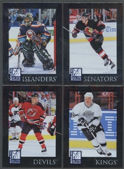 1997/98 Donruss Elite Hockey Complete Set