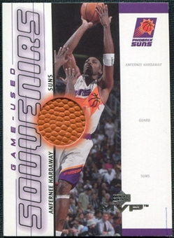 2000/01 Upper Deck MVP Game-Used Souvenirs #ANS Anfernee Hardaway