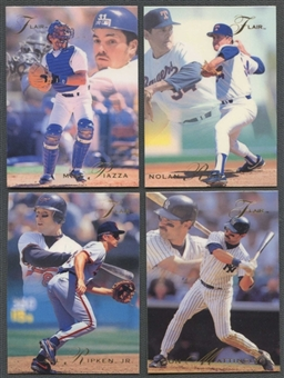 1993 Fleer/Flair Baseball Complete Set