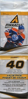 2011/12 Pinnacle Hockey Value Pack Lot (24 Packs)
