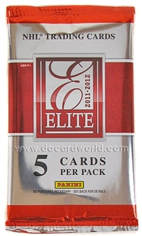 2011/12 Panini Elite Hockey Hobby Pack