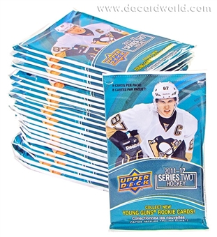 2011/12 Upper Deck Series 2 Hockey Retail 24-Pack Lot