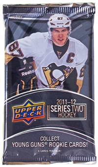 2011/12 Upper Deck Series 2 Hockey Hobby Pack