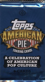 2011 Topps American Pie Trading Cards Hobby Pack