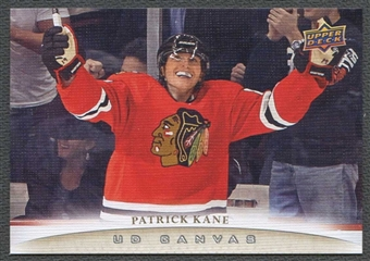 2011/12 Upper Deck Canvas #C24 Patrick Kane