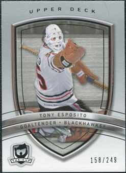 2005/06 Upper Deck The Cup #27 Tony Esposito /249