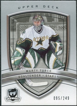 2005/06 Upper Deck The Cup #36 Marty Turco /249