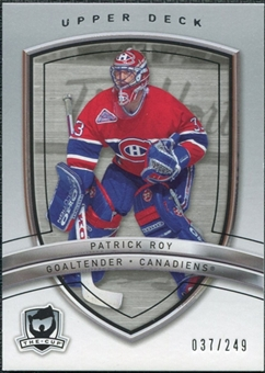 2005/06 Upper Deck The Cup #56 Patrick Roy /249