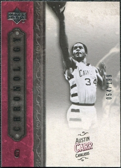 2006/07 Upper Deck Chronology #7 Austin Carr /199