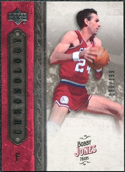 2006/07 Upper Deck Chronology #14 Bobby Jones /199