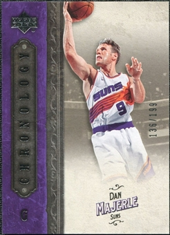 2006/07 Upper Deck Chronology #22 Dan Majerle /199