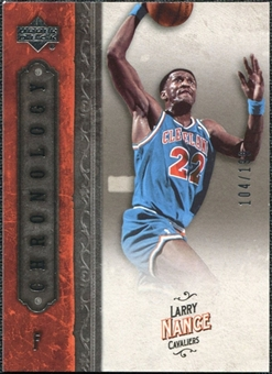 2006/07 Upper Deck Chronology #53 Larry Nance /199