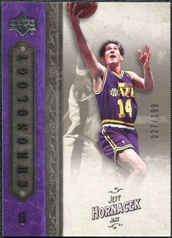 2006/07 Upper Deck Chronology #97 Jeff Hornacek /199