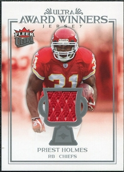 2006 Fleer Ultra Award Winners Jerseys #UAAPH Priest Holmes