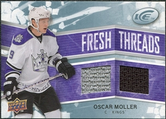 2008/09 Upper Deck Ice Fresh Threads #FTOM Oscar Moller