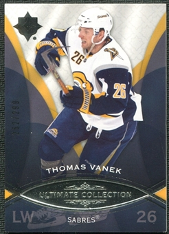 2008/09 Upper Deck Ultimate Collection #3 Thomas Vanek /299