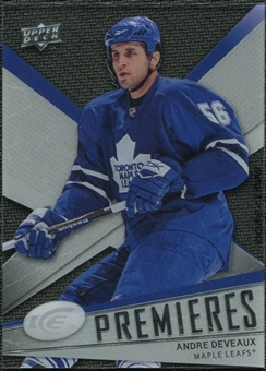 2008/09 Upper Deck Ice #120 Andre Deveaux /1999