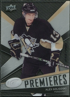 2008/09 Upper Deck Ice #132 Alex Goligoski /999