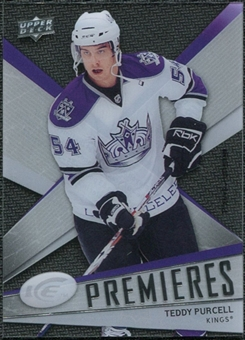 2008/09 Upper Deck Ice #138 Teddy Purcell /999
