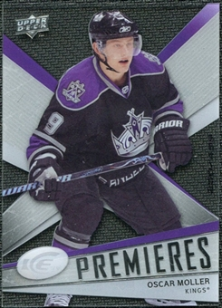 2008/09 Upper Deck Ice #157 Oscar Moller /499