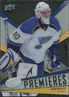 2008/09 Upper Deck Ice #168 Ben Bishop /499